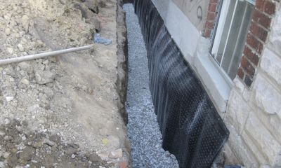 waterproofing burlington
