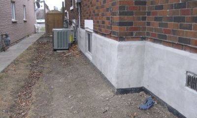 waterproofing vaughan