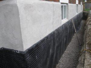 Foundation Waterproofing in Toronto